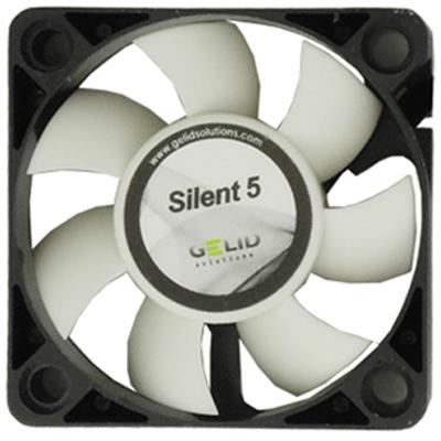 Вентилятор 050мм Gelid Silent 5 4000 об/мин ( FN-SX05-40 )