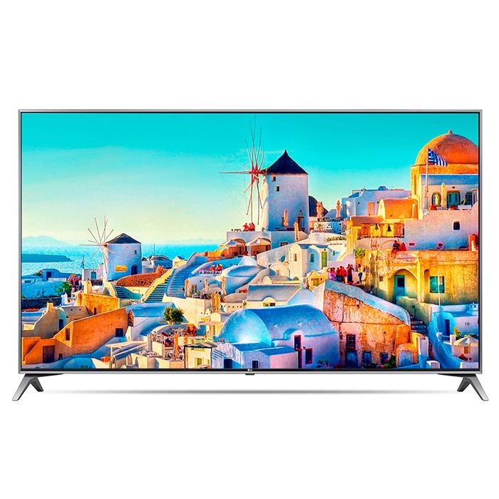 Телевизор ЖК 43′ LG 43UJ740V серый