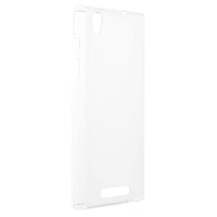 Чехол SkinBox shield silicone для Philips Xenium V787, прозрачный