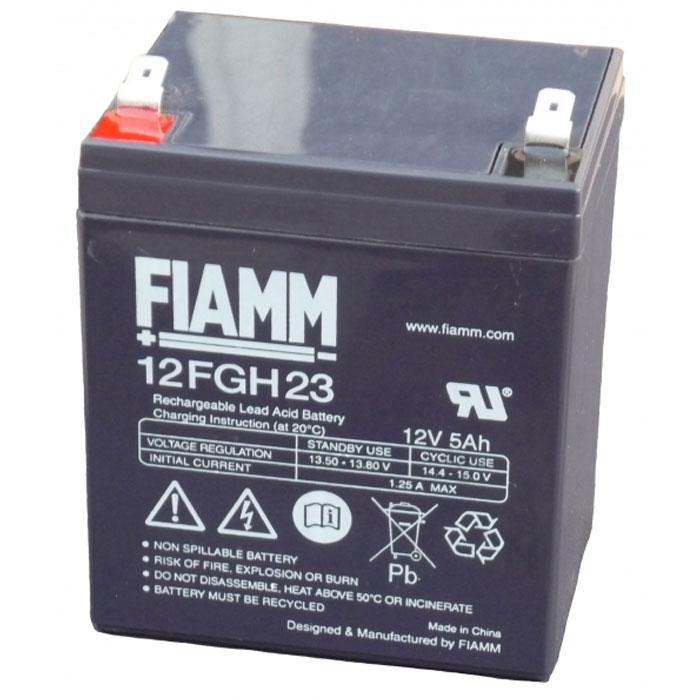 Батарея Fiamm 12FGH23 F2 (12V 5Ah)