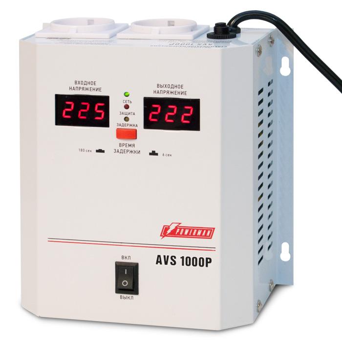 Стабилизатор Powerman AVS1000P