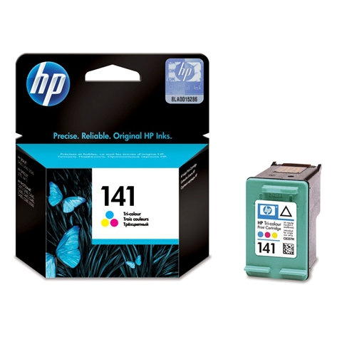 Картридж HP CB337HE №141 Color