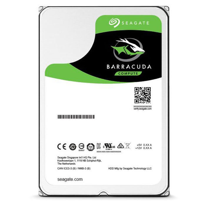 Жесткий диск 2.5″ SATA3 1.0Тб 5400rpm 128Mb Seagate Mobile (ST1000LM048)