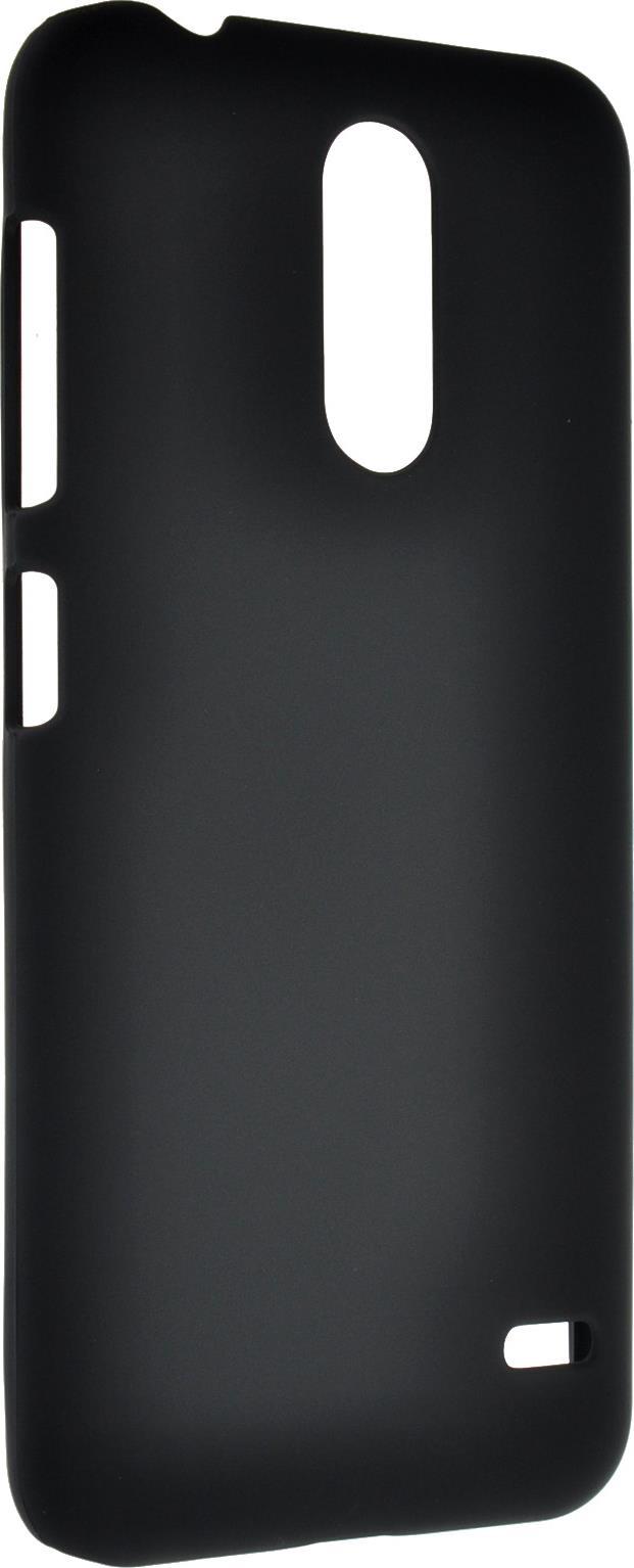 Чехол SkinBox 4People для ZTE Blade X5, черный