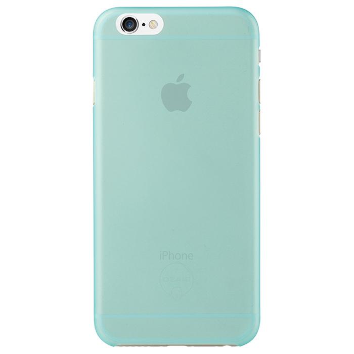 Чехол Ozaki O!coat 0.3 Jelly для iPhone 6 / iPhone 6s, голубой