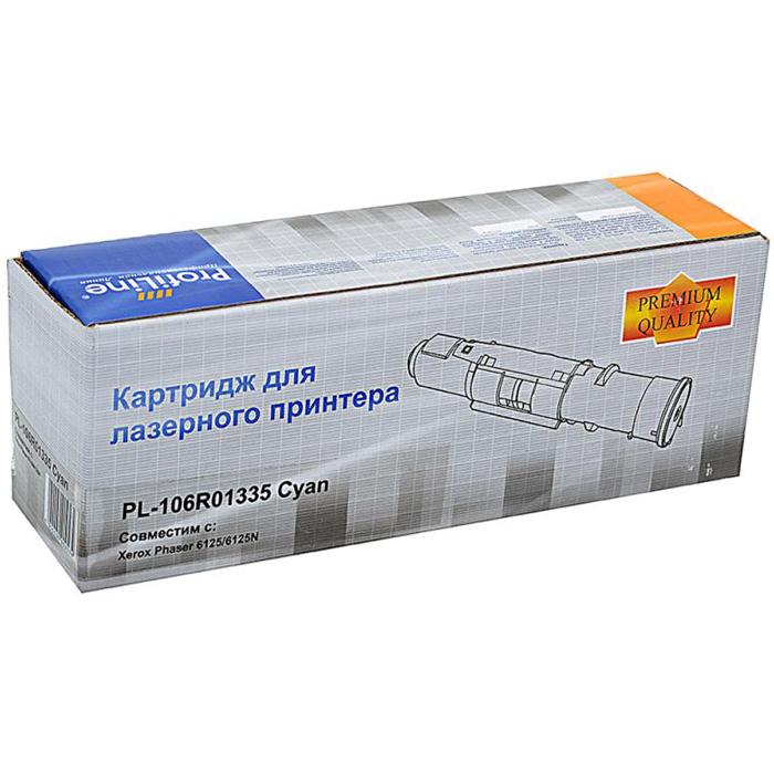 Картридж ProfiLine PL-106R01335 Cyan