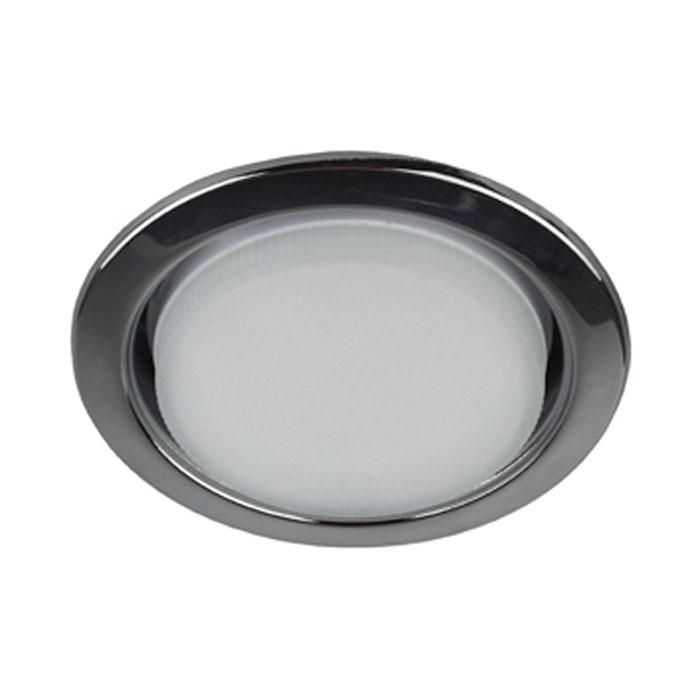 Светильник ЭРА Б0017627 KL35 BK GX53, 220V, 13W черный металл