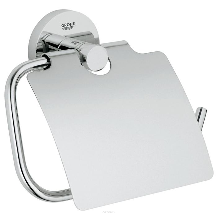 Держатель туалетной бумаги Grohe Essentials New 40367001