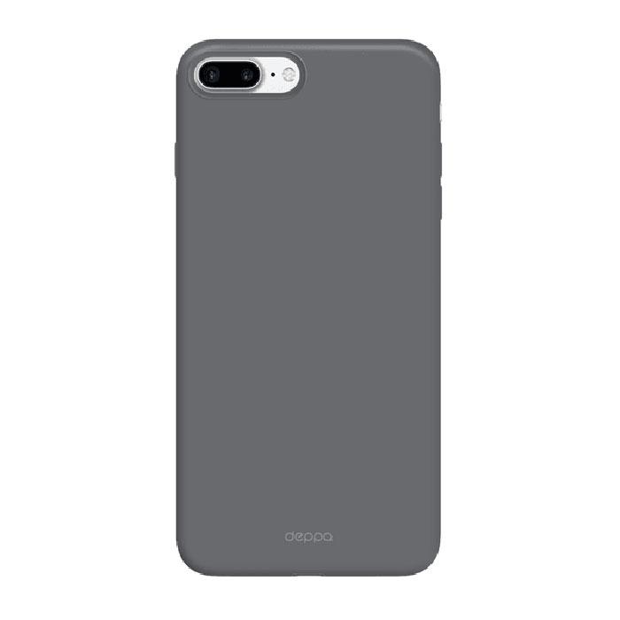 Чехол Deppa Air Case с пленкой для iPhone 7 Plus серый