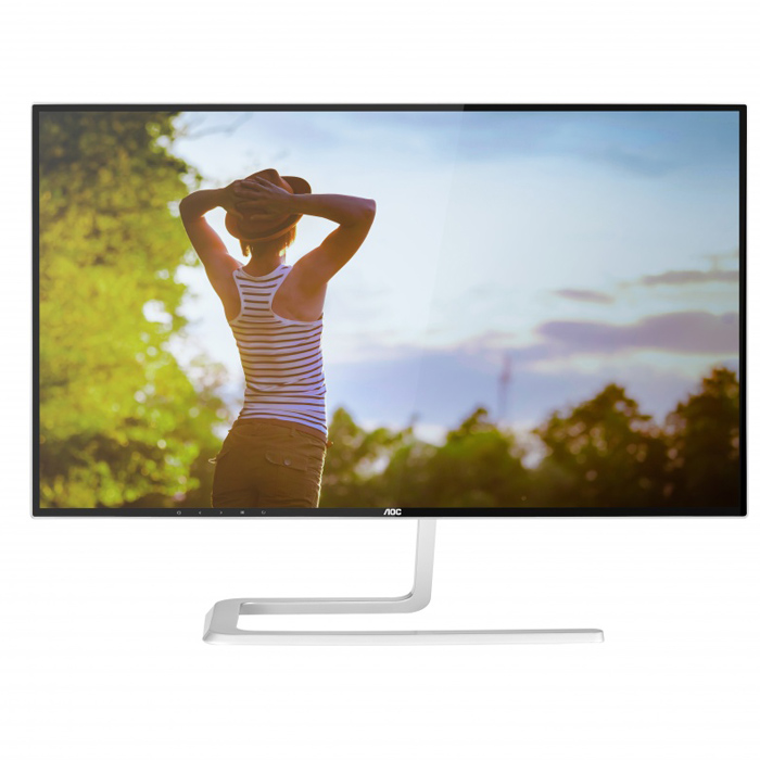 Монитор ЖК AOC Q2781PQ 27″ IPS LED 2560×1440 4ms VGA, HDMI, DisplayPort