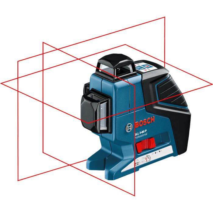 Лазерный нивелир Bosch GLL 3-80 Р + BT 150 0601063306