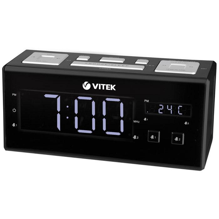 Радиочасы Vitek VT-3523