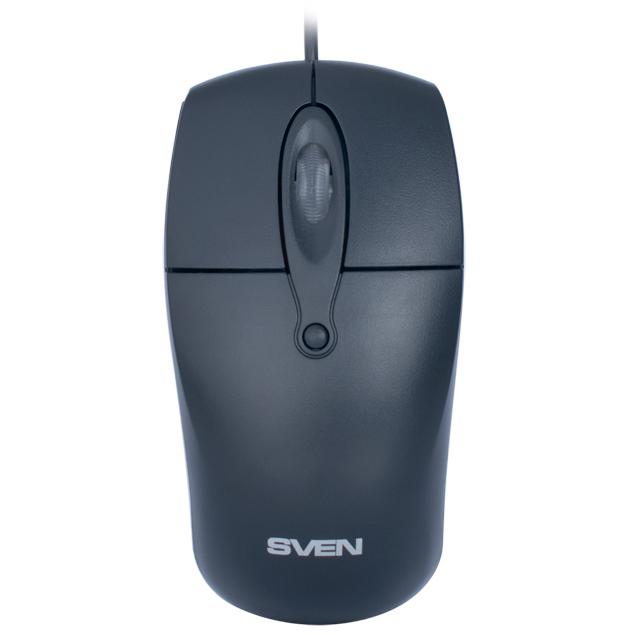 Мышь SVEN RX-160 USB оптическая, проводная