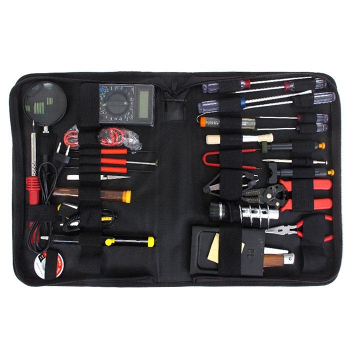 Набор инструментов Gembird TK-SOLDER (28 предметов)