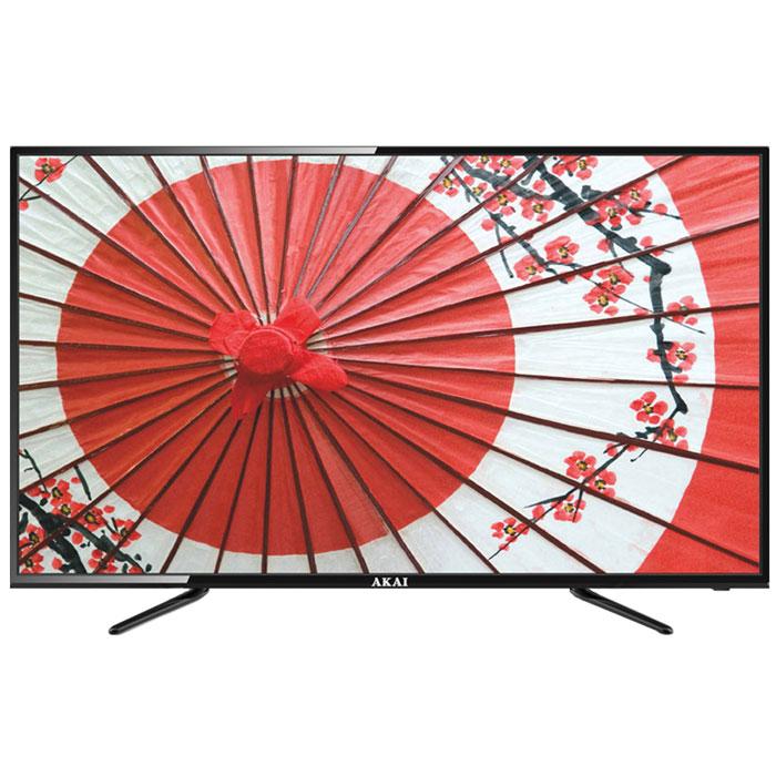 Телевизор ЖК 50″ Akai LEA-50B56P черный