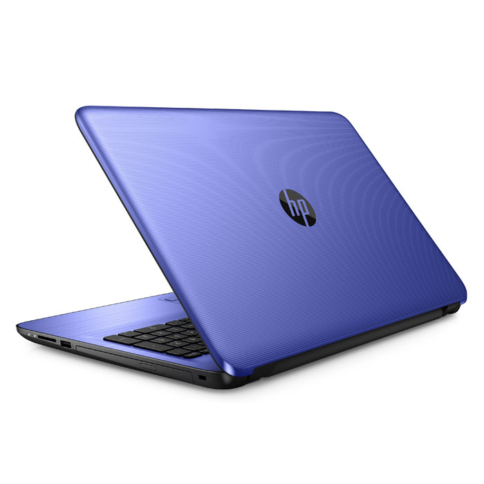 Ноутбук 15.6″ HP 15-ay025ur P3S93EA Intel N3710/4Gb/500Gb/15.6″/DVD/Win10 синий ( P3S93EA )