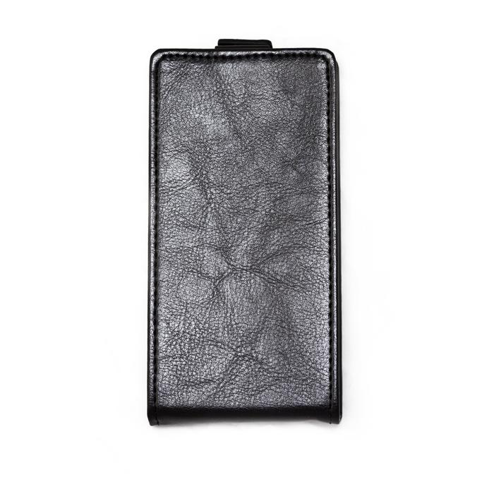 Чехол Skinbox Flip Cover для Lenovo ideaphone A516, черный