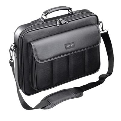 Сумка для ноутбука 17.3″ Sumdex CKN-003, черная, эко кожа