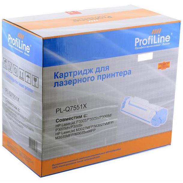 Картридж ProfiLine PL-Q7551X