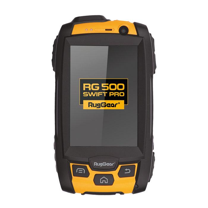 Защищенный смартфон RugGear RG 500