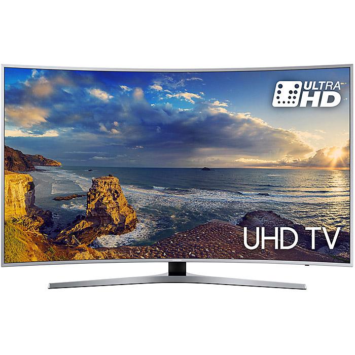 Телевизор ЖК 49″ Samsung UE49MU6500UX серый