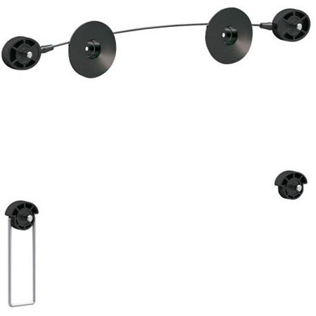 Кронштейн для ТВ ARM Media LED-2 Vesa до 600×600 32-63′ max 50кг