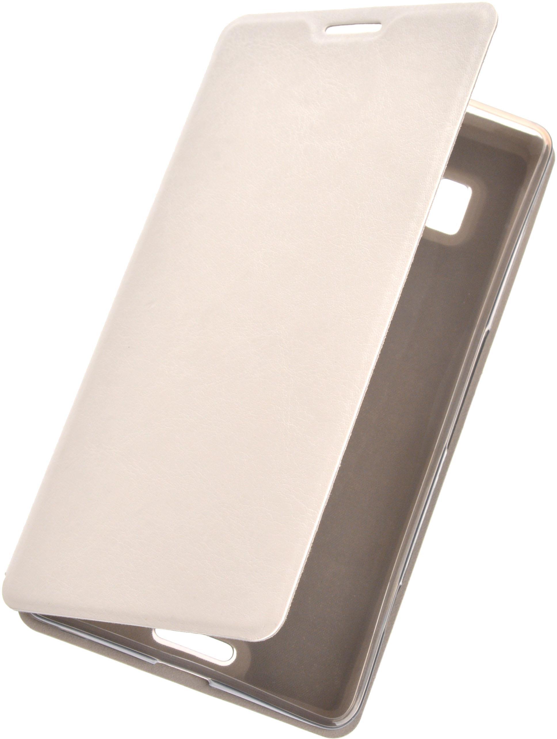 Чехол skinBOX Lux для Microsoft Lumia 950 XL, белый