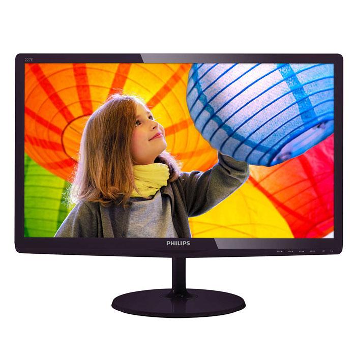 Монитор ЖК Philips 227E6LDSD 21.5″ TN black DVI VGA HDMI