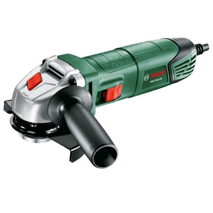 Угловая шлифмашина Bosch PWS 700-125 06033A2023