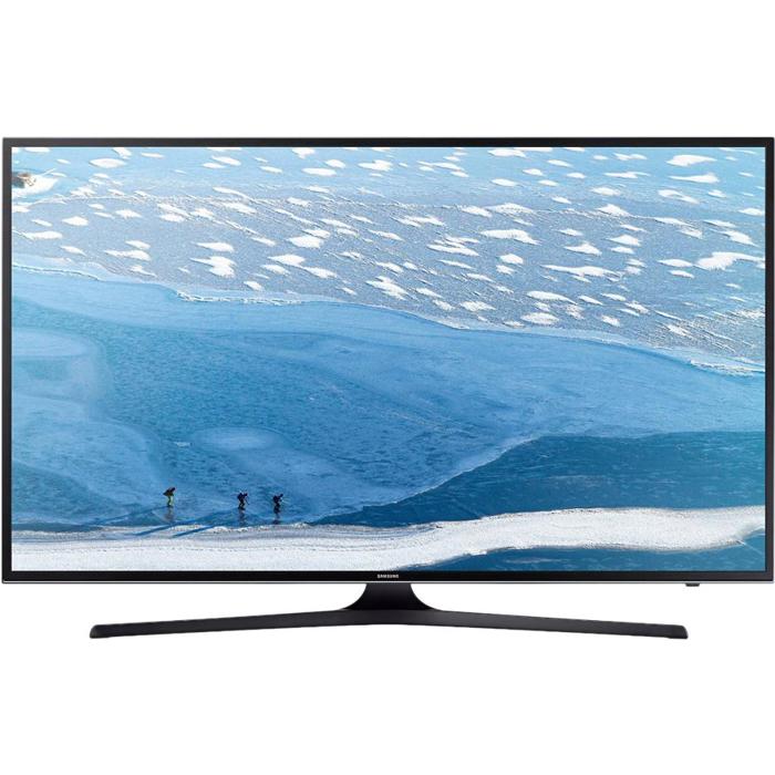 Телевизор ЖК 40″ Samsung UE40KU6000UX черный