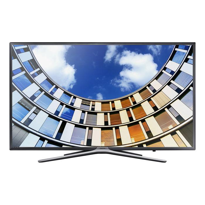 Телевизор ЖК 55″ Samsung UE55M5500AUX черный