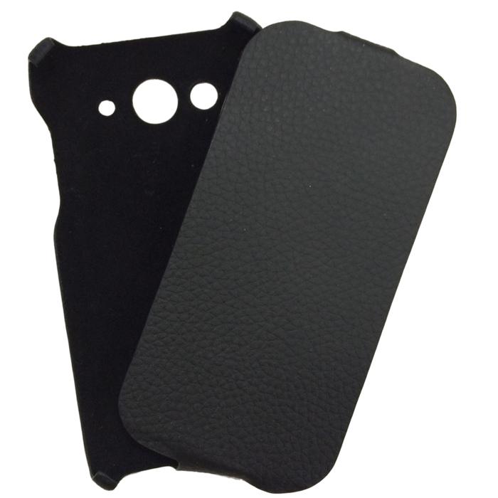 Чехол iBox Premium flip-case для Galaxy J5 (2016) SM-J510FN, черный
