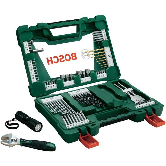 Набор принадлежностей Bosch V-Line 83 2607017193