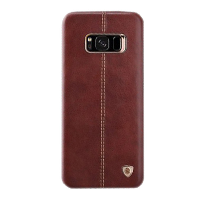 Чехол Nillkin Englon Leather Cover для Samsung Galaxy S8+ SM-G955, коричневый