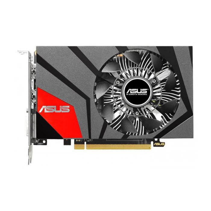 Видеокарта PCI-E ASUS ATI Radeon R7 360 2048MB DDR5 ( MINI-R7360-2G ) Retail