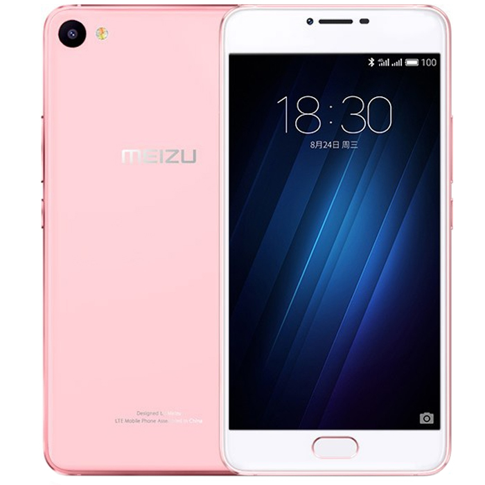 Смартфон Meizu U20 32Gb Rose Gold