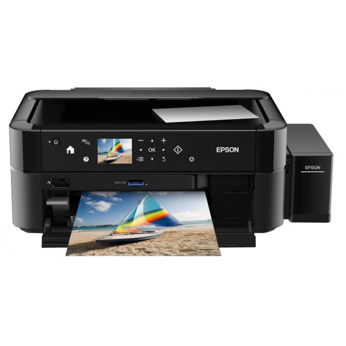Принтер Epson L850 струйный с Снпч