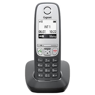 Телефон Dect Siemens A415 black