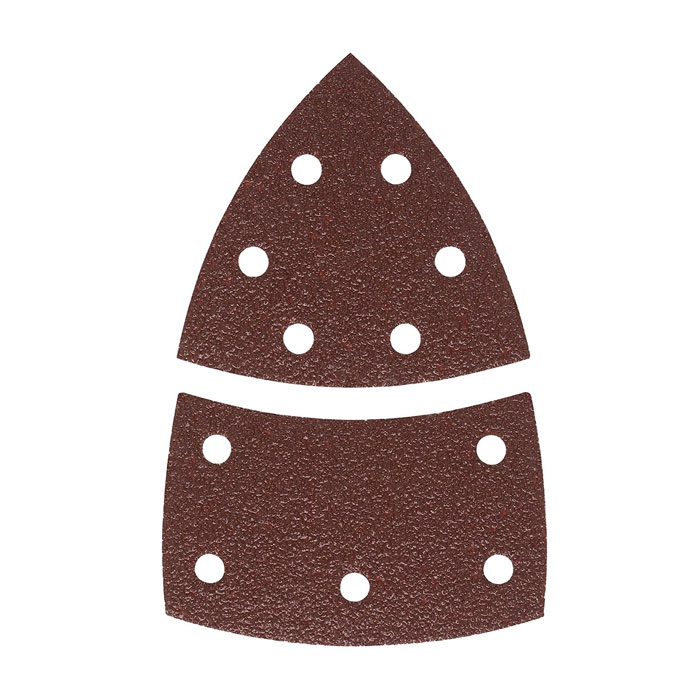 Набор шлифлистов по дереву Bosch 102×62/93мм 240 зерно 10шт 2609256A66