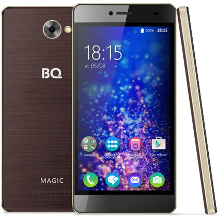 Смартфон BQ Mobile BQS-5070 Magic Brown