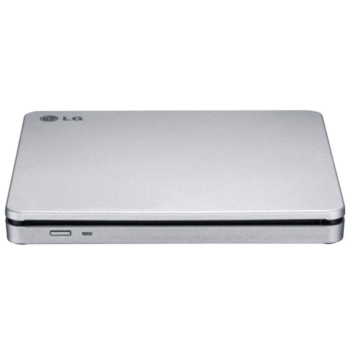Оптический привод USB DVD-RW LG , Silver ( GP70NS50 ) Retail