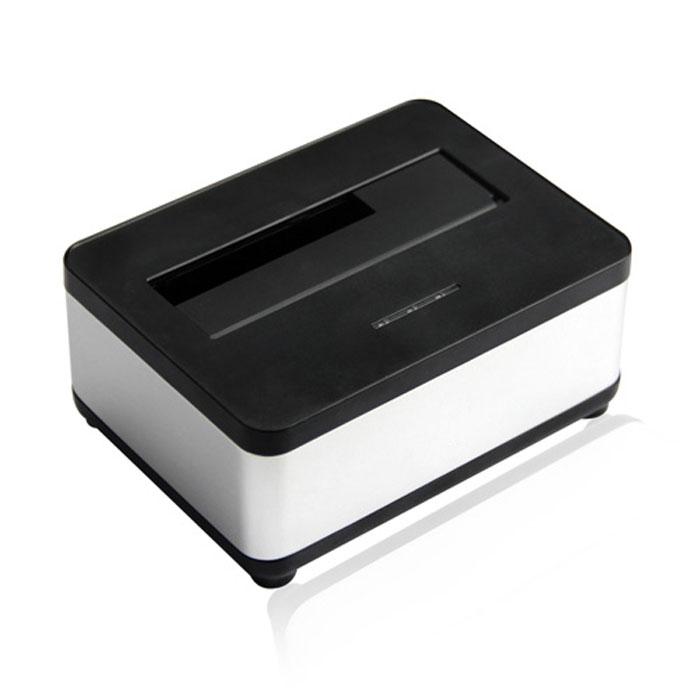 Док-станция для жестких дисков 2.5″ SATA-USB3.0 AgeStar 3UBT7 Silver