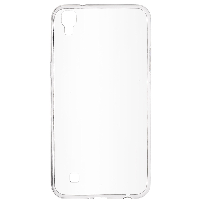 Чехол SkinBox Силиконовая накладка для LG X Power K220 прозрачный