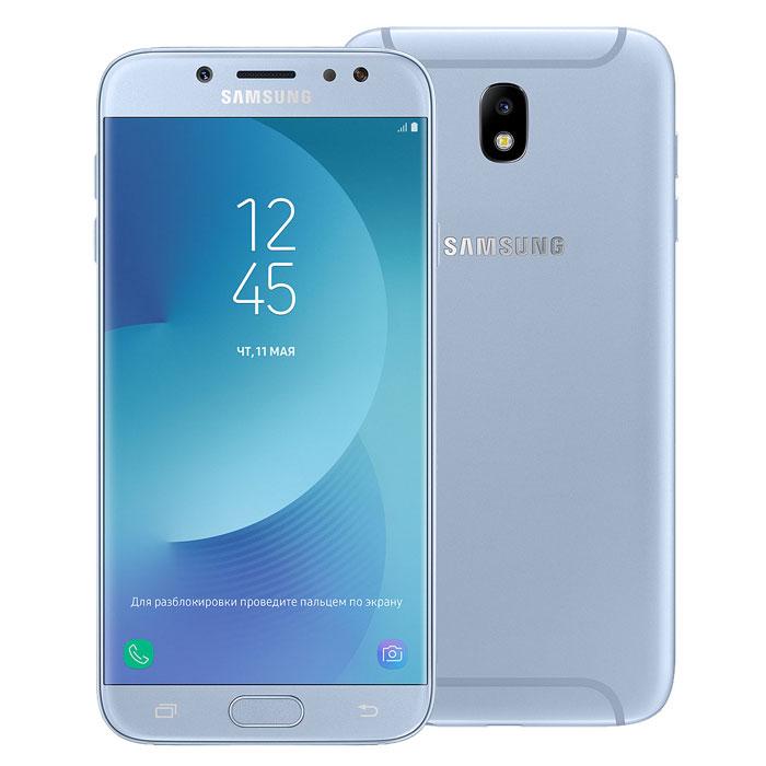 Смартфон Samsung Galaxy J7 (2017) SM-J730FM Blue