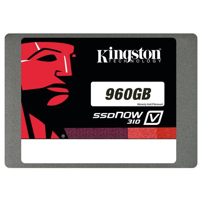 Накопитель 2.5″ SSD SATA3 960Гб Kingston SSDNow V310 ( SV310S37A/960G )