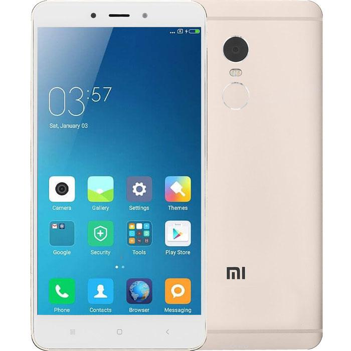 Сотовый телефон Xiaomi Redmi Note 4 64Gb+4Gb Gold