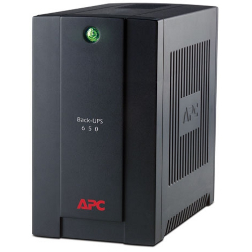 ИБП APC by Schneider Electric Back-UPS BX650CI-RS 650ВА AVR 230V CIS