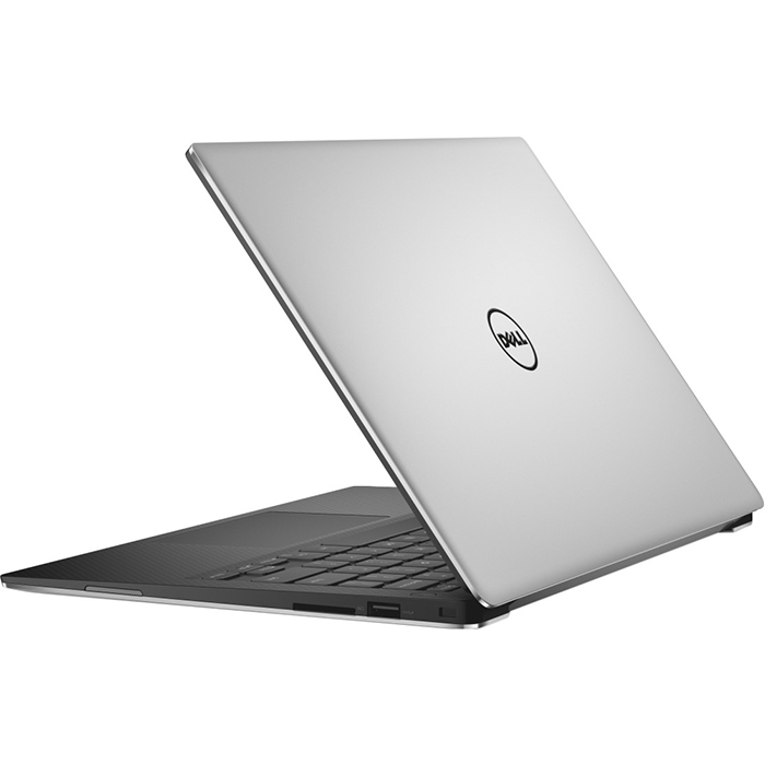 Ноутбук 13.3″ Dell XPS 13 9360 Core i5 7200U/8Gb/256Gb SSD/13.3» FullHD/Linux серебристый (9360-8944)