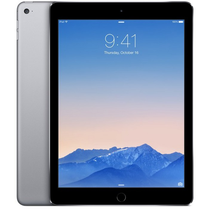 "Планшетный компьютер 9.7"" Apple iPad Air 2, 128Гб Flash, Cellular, Space Gray ( MGWL2RU/A)"