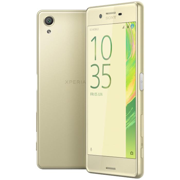 Смартфон Sony F5121 Xperia X LTE, золотистый